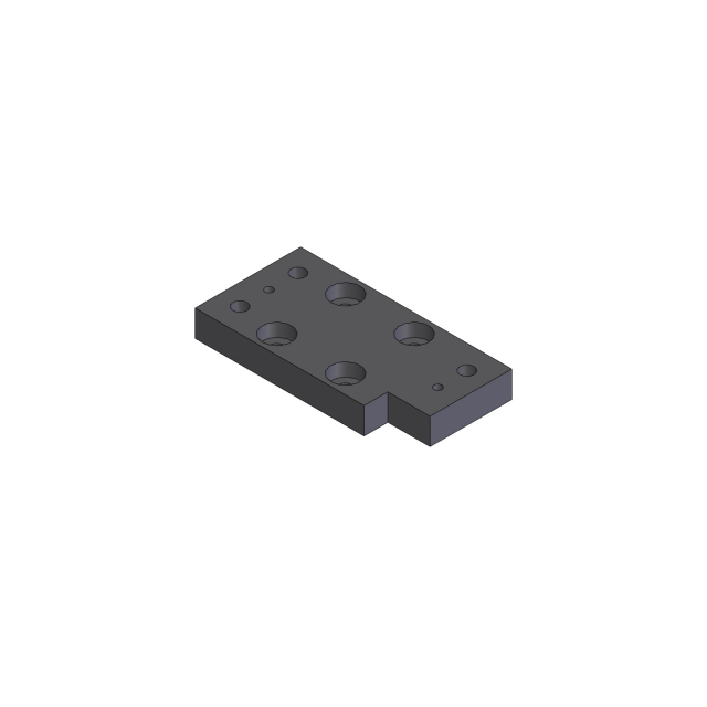 Mounting Plates - 430104-B Adapter Plate XY Side VT-21.JPG